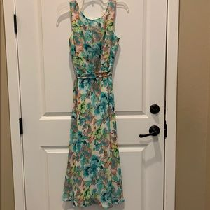 Black label dress size 14